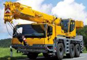 Liebher LTM 1050 50 тонн