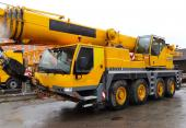 Liebherr LTM 1070 70 тонн