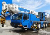 Liebherr LTM 1080 80 тонн