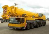 Liebherr LTM 1400 400 тонн