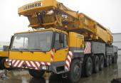 Liebherr LG 1550 550 тонн