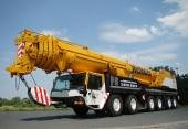 Liebherr LTM 1300 300 тонн