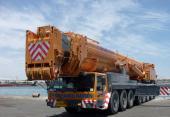 Liebherr LTM 1500 500 тонн